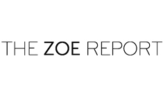 The zoe report logo
